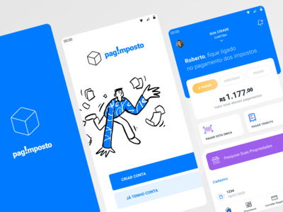 Accounting Concept Mobile App