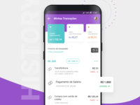Mobile Bank Receipts