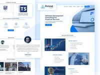 Pirimid Fintech - Home Page