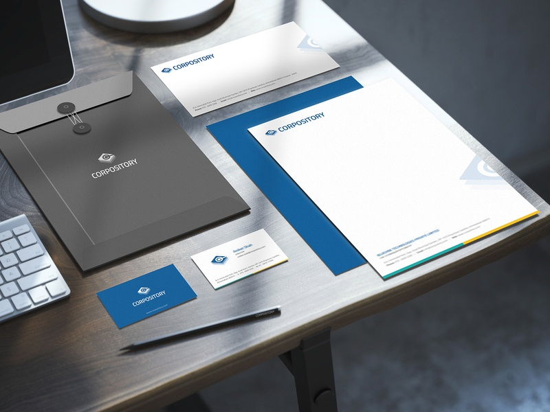 Corpository - Branding & Logo Design