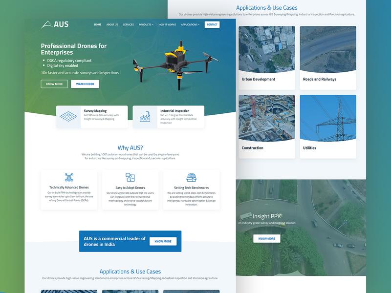 AUS-Website Design Development