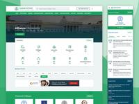 Target Study - Website Design