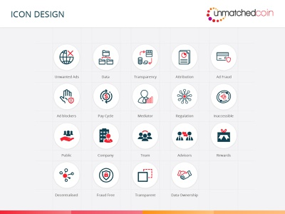Unmatched Coin - Iconography ux iconsets icons illustraion vector ui design iconography