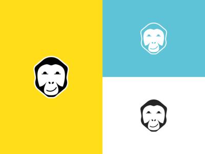 Pongo Monkey Icon