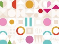 Background Pattern from 'Duad (No.1)'
