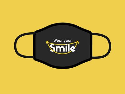 Design For Good Face Mask Challenge staysafe mask illustration