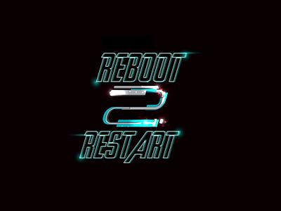 Reboot to Restart Event Logo unit