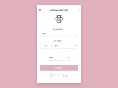 Daily UI :: 004 - Calculator daily ui calculator app design ui design ui
