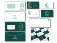 Earthly Benefit - Stationary and Business Card