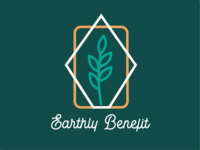 Earthly Benefit Logo