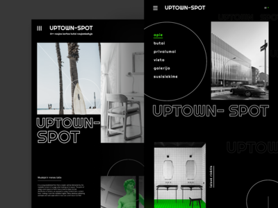 Uptown spot- Design summer camp project
