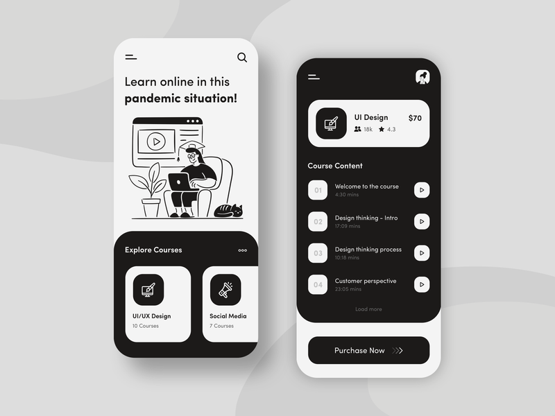 eLearning Application Design