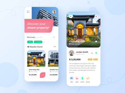 Real Estate Application cmarix app development company ux ui ui design user experience user interface application ui real estate app real estate ui designer app designers ux app designer app concept app development app design design ui
