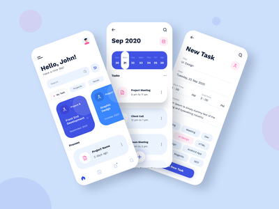 Task Management App Design dribbble ui design mobile app development mobile app experience tasks mobile ui app concept app development company app designer mobile app design app design task list task app task management app project management task manager task management