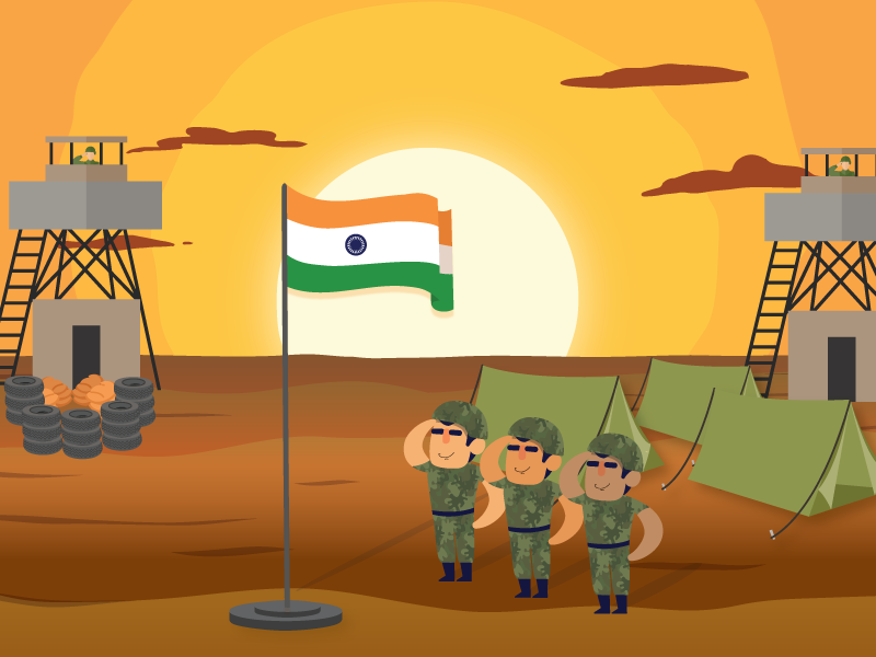 Republic Day India Illustration Art india republic day republicans republic illustration agency sketch illustration art creation dribbble illustration design ui