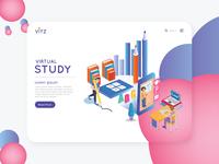 E-Learning Website Banner