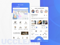 Home Cleaning & Repair Service App
