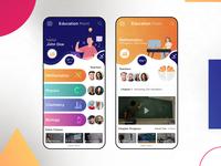 Online Education | Learning App UI