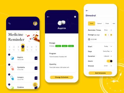 Medication Tracker App