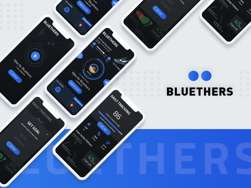 Nike Adapt BB Smart Shoes App Concept by CMARIX TechnoLabs on Dribbble