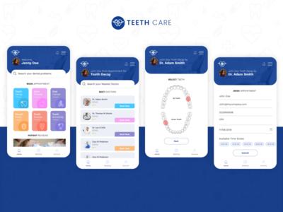 Dentist Doctor App