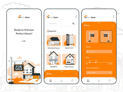 Home Search App