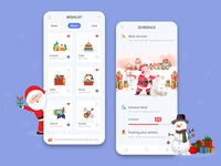 Santa Wishlist App