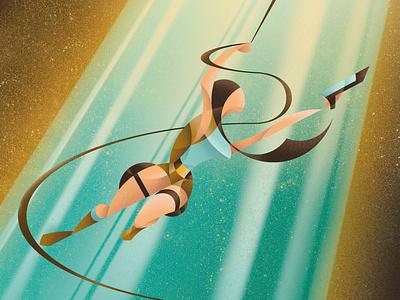 Tomb Raider illustrator photoshop procreate superhero digitalart illustration heroine video game videogames tomb raider lara croft