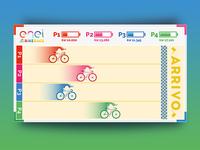 ENEL Giro d'Italia BIKE RACE