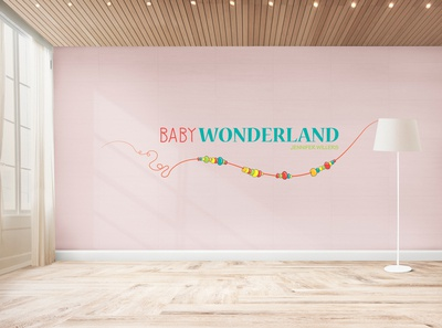 "Logo for ""Baby Wonderland"""