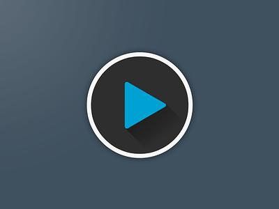 Mx Player - Icon app redesign icon app graphic design logo design app icon player android logo icon