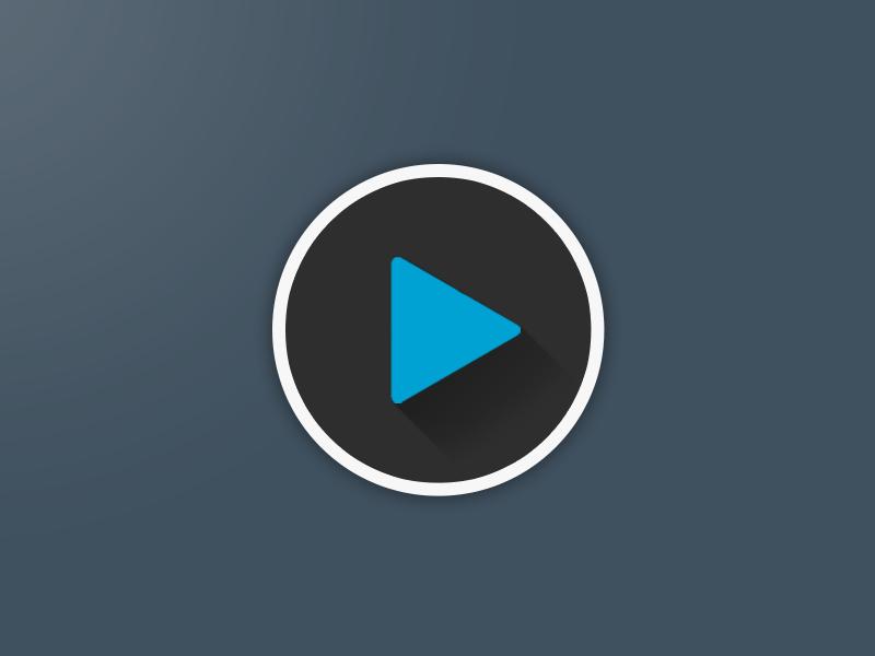 Mx Player - Icon app redesign by Salvatore Mezzatesta on
