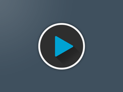 Mx Player - Icon app redesign icon app graphic design logo design app icon player android logo icon
