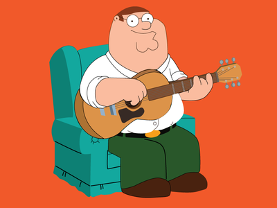 Peter Griffin recreation