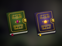Magic Stash Icons