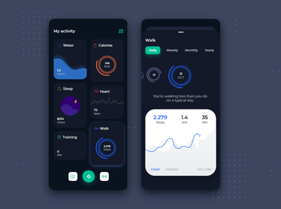My Activity App Design
