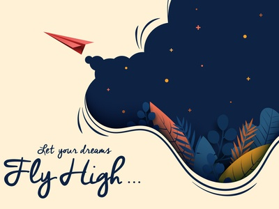 Fly High Artwork