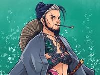 Mr.Samurai