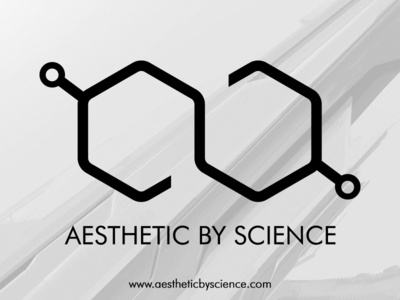 Aesthetic By Science   Logo Re-Design