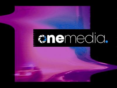 OneMedia Logo Design