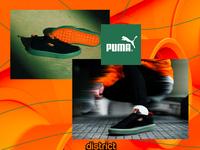 Puma Breaker Web Campaign