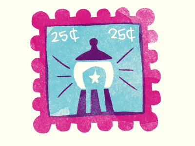 Stamp exploration iconography lineart icon flat design stamp design crunchy design illustration texture render