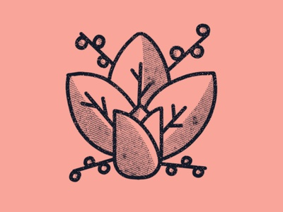 Flower Line Art flowers flatdesign texture color lineart illustration