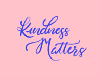#KindnessMatters campaign submission
