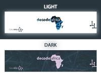 LinkedIn Profile background logo linkedin header design