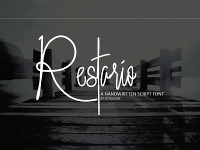 Restario Script