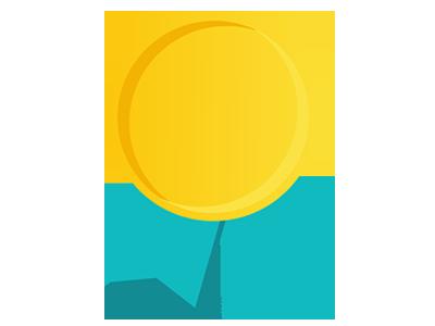 Gold Medal illustration badge winning gamification gold medal design