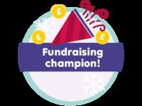 Fundraising Champion