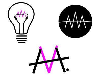 Logo Concepts logos illustration initials concepts logo personal branding