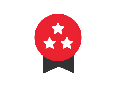 Expert Badge vector illlustration web fitness fundraising badge gamification expert badge